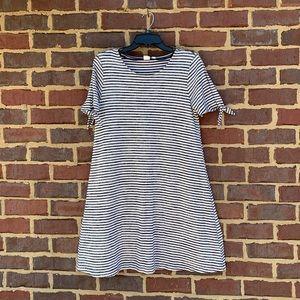 Gap spit sleeve A-line dress size medium